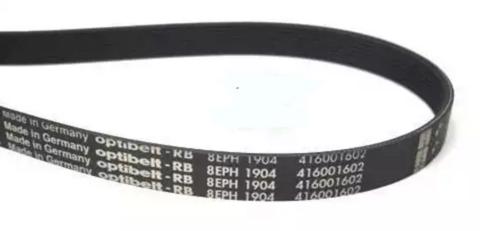 Ремень для стиральной машины Gorenje (Горенье) 1315 H8 1260 мм OPTIBELT - 587610, 151041 УНИВЕРСАЛ