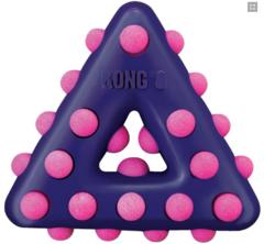 Игрушка для собак KONG DOTZ треугольник