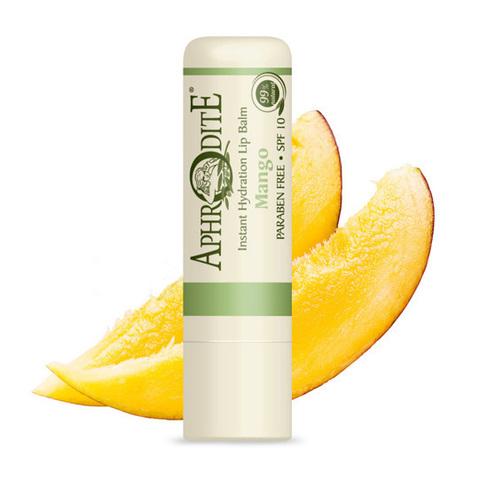Бальзам для губ защитный с ароматом манго Aphrodite 4г