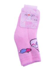 носки детские теплые махровые