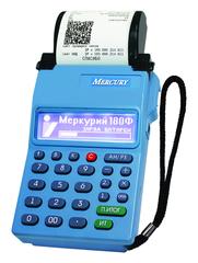 Кассовый аппарат Меркурий-180Ф (с ФН)