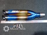 Глушитель SC Project Honda Suzuki Yamaha Kawasaki
