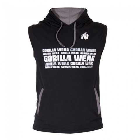 Безрукавка с капюшоном Gorilla Wear Melbourne