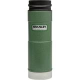 Термостакан Stanley Classic Mug 0.47L 1-Hand Темно -Зеленый