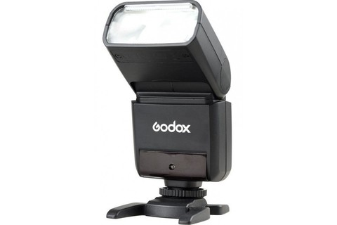 Вспышка накамерная Godox TT350F для Fujifilm