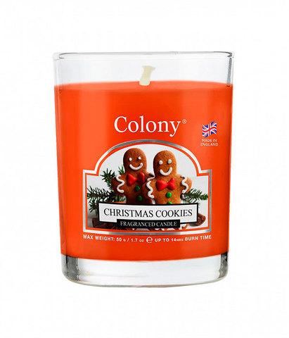 Свеча ароматическая лампадная Вкусное Рождество, Wax Lyrical