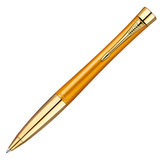 Шариковая ручка Parker Urban Premium Historical colors K205 Mandarin Yellow Mblue (1892655)