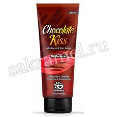 Крем Chocolate Kiss с маслом какао, маслом Ши и бронзаторами