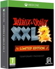 Xbox One Asterix and Obelix XXL2 Limited edition (английская версия)