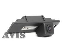 Камера заднего вида для BMW 1 Avis AVS312CPR (#006)