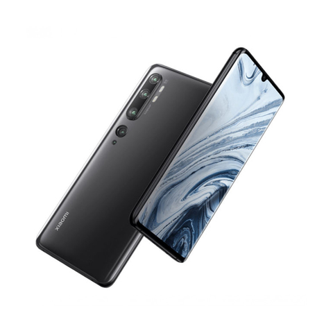Смартфон Xiaomi Mi Note 10 Pro 8/256Gb Midnight Black EU (Global Version)