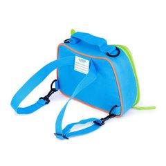 trunki сумка рюкзак голубая