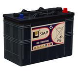 Тяговый аккумулятор SIAP 6 GEL 85 ( 12В 85Ач / 12V 85Ah ) - фотография