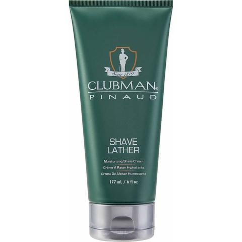 Увлажняющая крем-пена для бритья Clubman Shave Lather