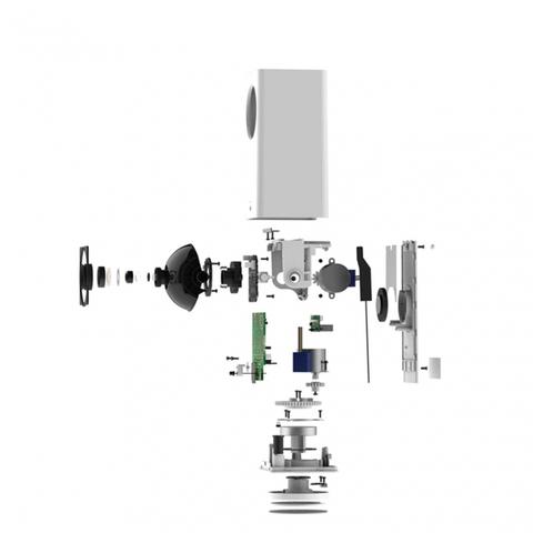 Xiaomi Dafang Square 1080p IP-камера видеонаблюдения