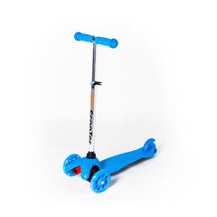 Самокат детский Scooter 21st Mini - Голубой.