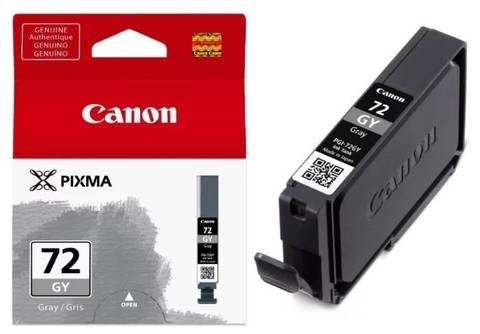 Картридж CANON PGI-72 GY серый