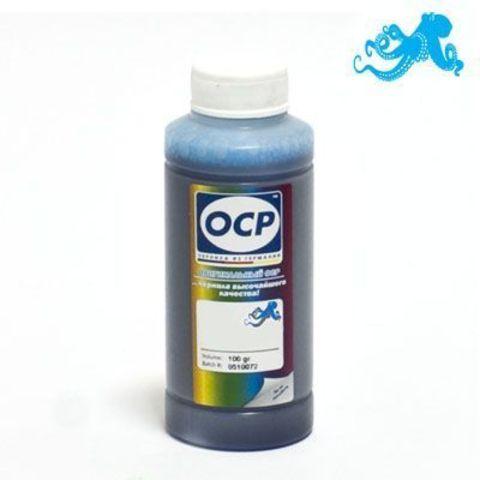OCP ECI - жидкость для реанимации печатающих головок принтеров EPSON (синяя) 100 gr