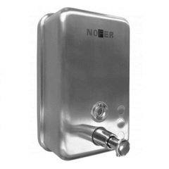 Диспенсер жидкого мыла Nofer 03041.S фото