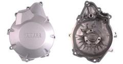 Крышка генератора для мотоцикла Yamaha FZ6 04-10 Хром