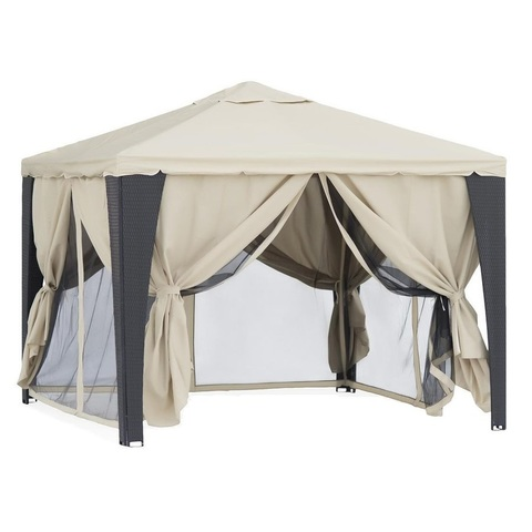 Тент шатер ротанговый Green Glade 3176