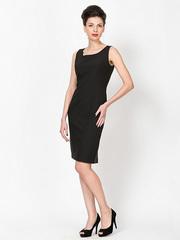 P1157-9 платье черное