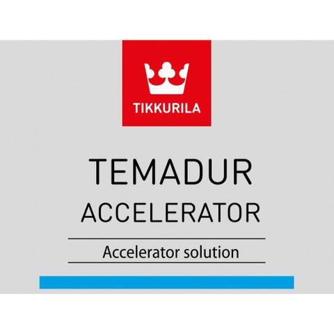 Tikkurila Temadur Accelerator / Тиккурила Темадур Акселератор добавка для ускорения отверждения полиуретановых красок Темадур