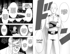 One-Punch Man. Том 5