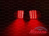 LED катафоты Toyota Land Cruser 200
