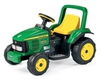 Детский трактор Peg Perego John Deere Ground Power Pull Tractor ED1167
