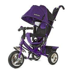 Велосипед Moby Kids Comfort 950D Violet