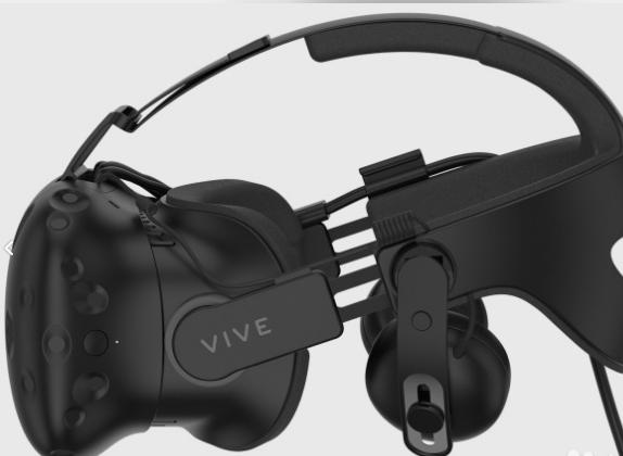 Крепление HTC Vive Deluxe Audio Strap в наличии