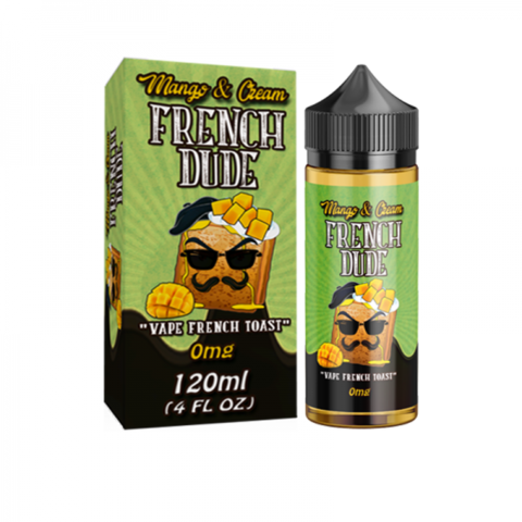Vape Breakfast Classics: Mango & Cream French Dude
