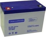 Аккумулятор Challenger EVG12-90 ( 12V 90Ah / 12В 90Ач ) - фотография