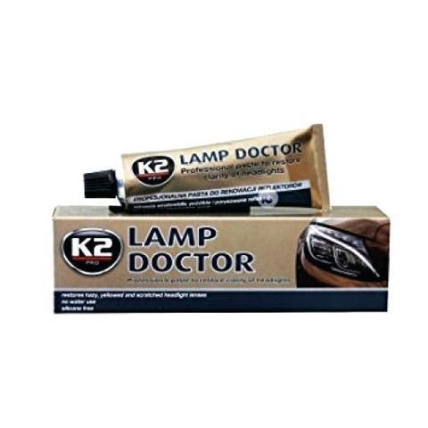Паста для полировки фар K2 Lamp Doctor (Ламп Доктор)