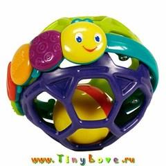 Bright Starts Развивающая игрушка Мяч (гремит) (8863)