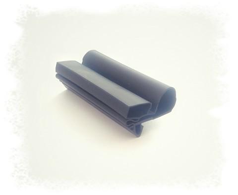 Уплотнитель 161*58,5 см для торгового холодильного шкафа Coldwell C450. Профиль 005