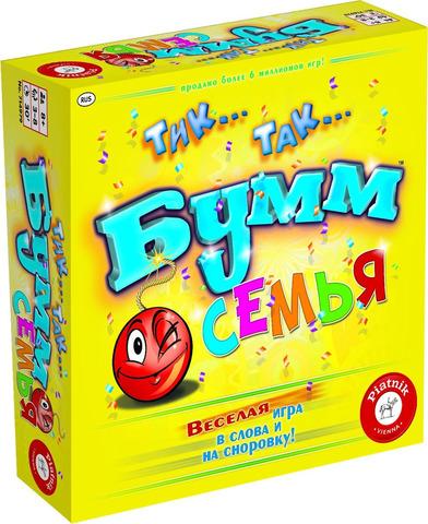 Tick Tack Bumm Family RUS