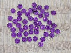 Клеевые элементы фиолетовые диаметр 8 мм