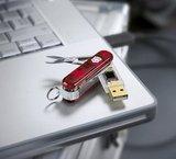 Victorinox@work 4.6125.TG16B c USB-модулем 16Гб 58мм