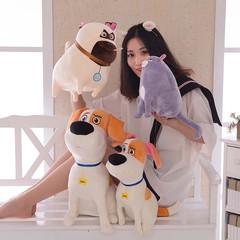 Плюшевые игрушки Тайная жизнь домашних животных 35см