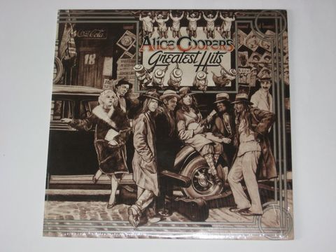 Alice Cooper / Alice Cooper's Greatest Hits (LP)