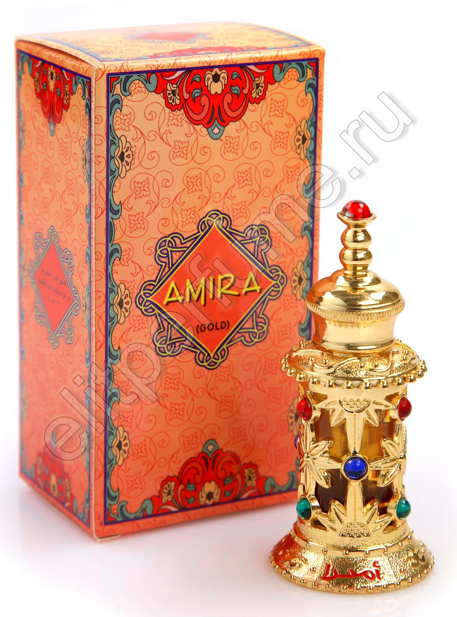 Пробники для духов Амира Золото Amira Gold 1 мл арабские масляные духи от Аль Харамайн Al Haramin Perfumes