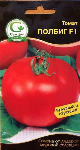 Семена Томат Полбиг F1 (Bejo Zaden) 0,1 гр