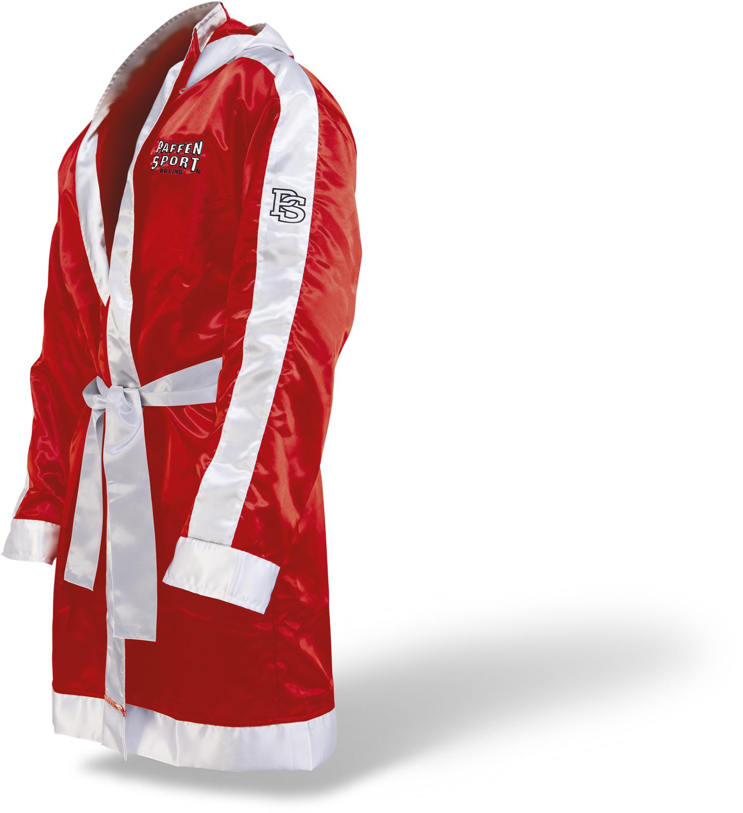 Боксерский халат с капюшоном Paffen sport