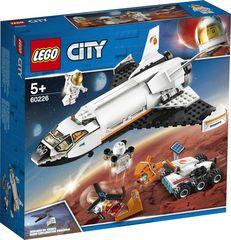 LEGO City Space Port  Шаттл для исследований Марса