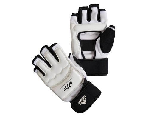 Перчатки для тхэквондо WTF Fighter Gloves белые