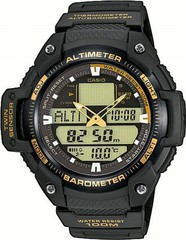 Наручные часы Casio SGW-400H-1B2VDR
