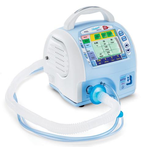 Аппарат искусственной вентиляции легких Newport HT70 Plus  Артикул: HT70PM-SY-EU