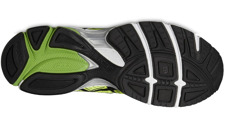 Мужские беговые кроссовки Asics Gel Phoenix 6 (T420N 0799) желтые фото